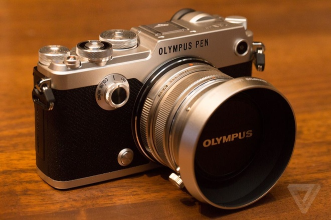 May anh mirrorless Olympus Pen-F kieu dang hoai co hinh anh 10