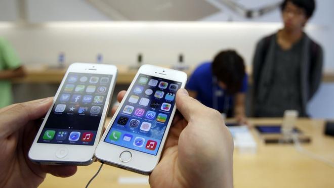 iPhone 5S ban chay dip Tet, Lumia bi lang quen hinh anh 1
