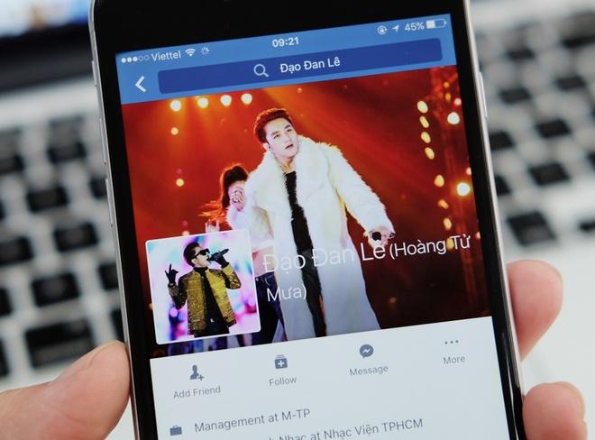 Facebook Son Tung MTP va nhieu nguoi noi tieng bi doi ten hinh anh