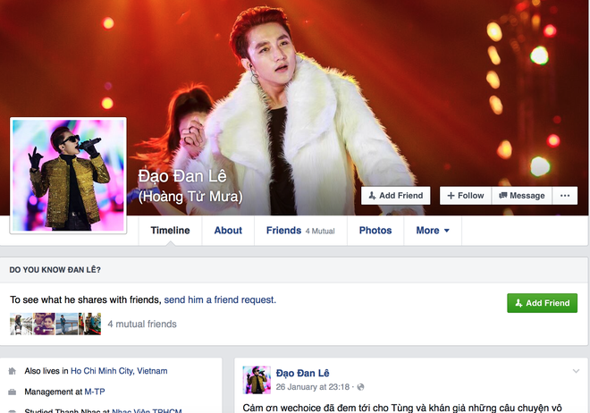 Facebook Son Tung MTP va nhieu nguoi noi tieng bi doi ten hinh anh 1