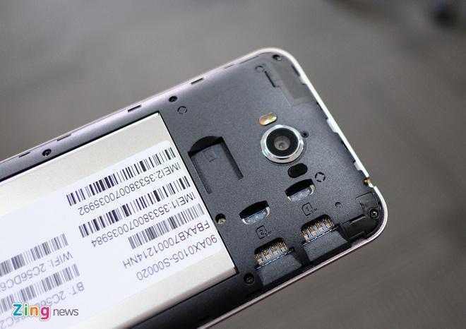 Mo hop Zenfone Max pin 5.000 mAh, camera 13 MP gia 4,5 trieu hinh anh 10