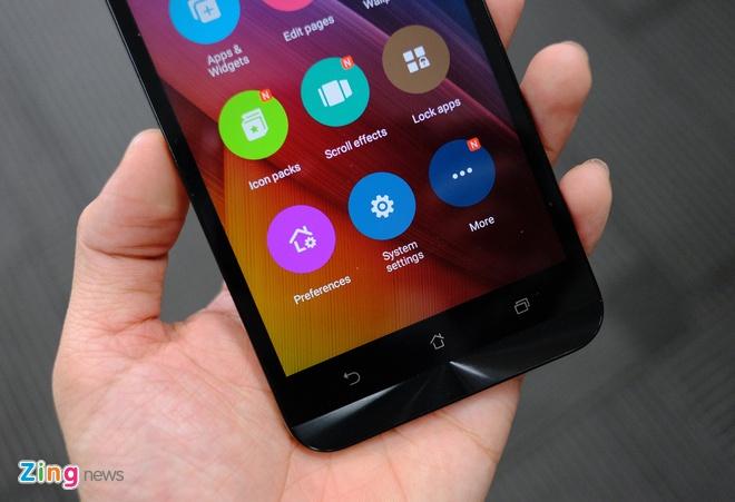 Mo hop Zenfone Max pin 5.000 mAh, camera 13 MP gia 4,5 trieu hinh anh 13