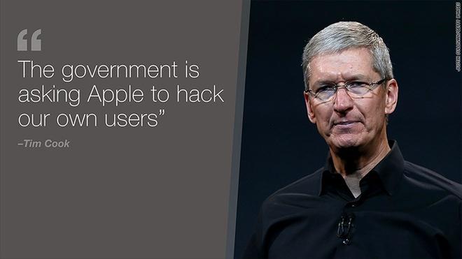Apple cung ran voi FBI, ngoan ngoan o Trung Quoc hinh anh 1