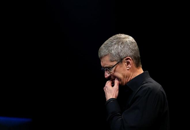 Apple va FBI da bo tay voi chiec iPhone 5C bi khoa hinh anh