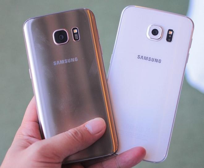 Galaxy S7 va S7 edge ra mat tai VN ngay 3/3, gia tu 17 trieu hinh anh