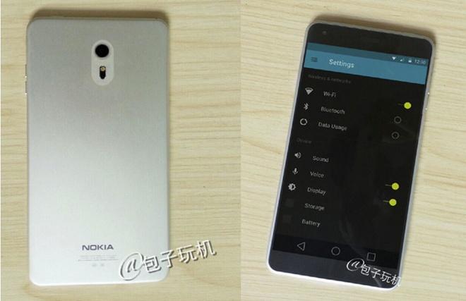 Nokia ra mat smartphone Android tai VN cuoi nam nay hinh anh 1