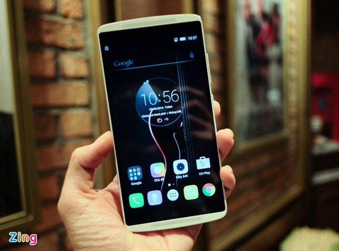 Lenovo ra mat loat smartphone ho tro kinh VR tai Viet Nam hinh anh 2