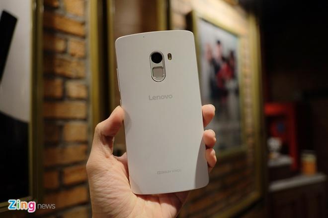 Lenovo ra mat loat smartphone ho tro kinh VR tai Viet Nam hinh anh 3