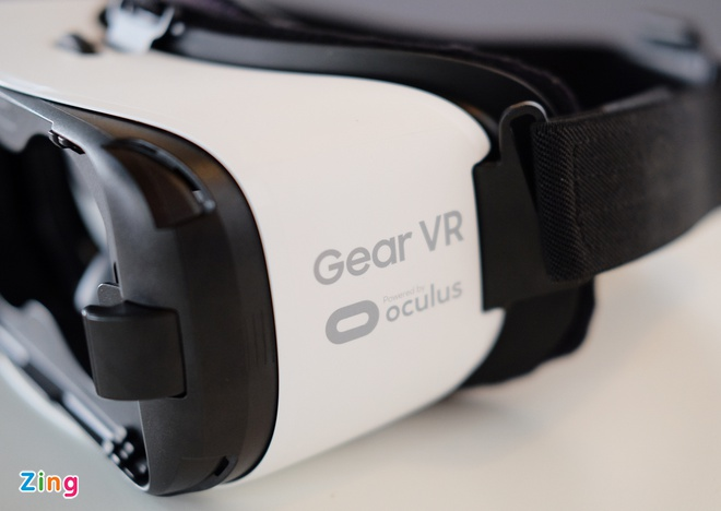 Mo hop kinh Samsung Gear VR xem video thuc te ao o VN hinh anh 6
