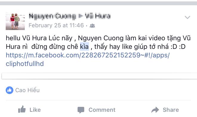 Ung dung lua dao, link doc hai lay lan tren Facebook o VN hinh anh 1