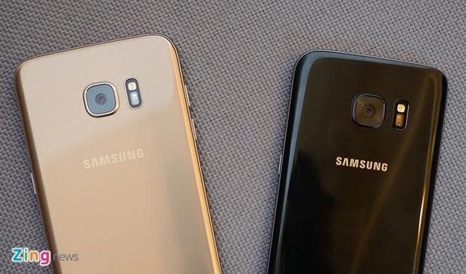 Galaxy S7 va S7 edge xach tay ve VN gia tu 14,5 trieu dong hinh anh 1
