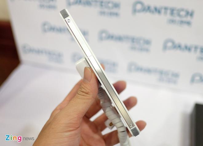Pantech Vega quay lai Viet Nam anh 9