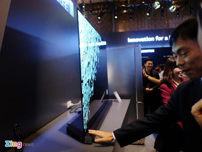 TV LG Signature sieu mong gia tu 169 trieu o VN hinh anh 2