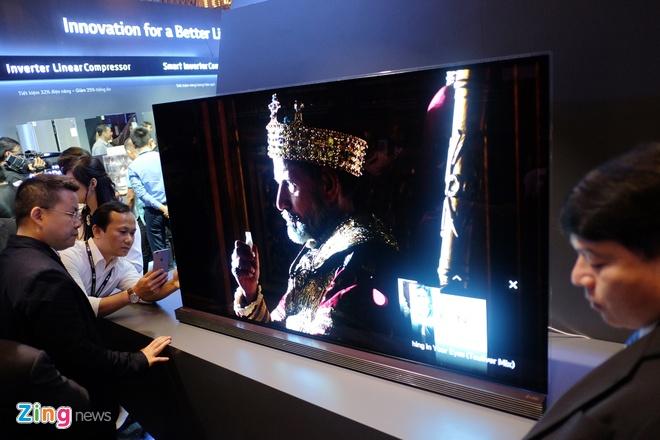 Loat Smart TV dang mong, ho tro HDR o Viet Nam hinh anh 1