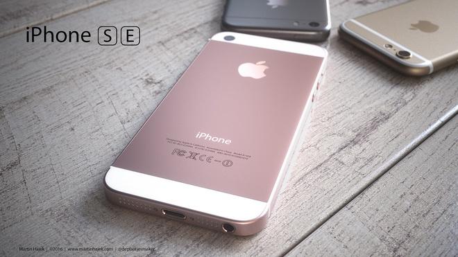 iPhone SE ra mat dem nay hinh anh 1