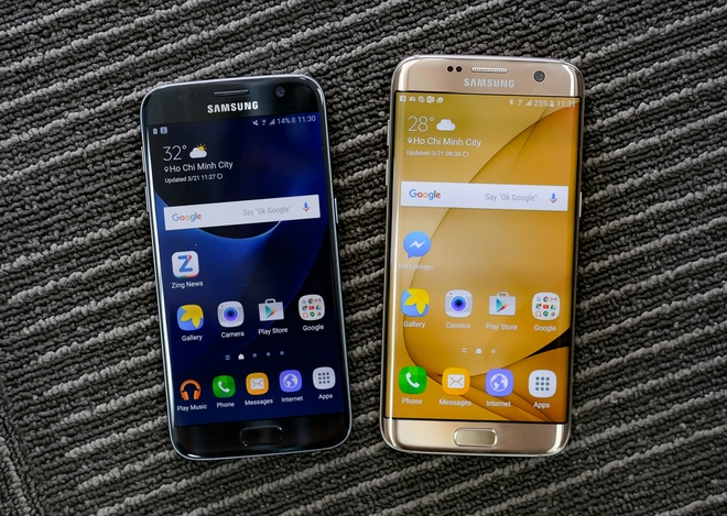 Danh gia Galaxy S7 va S7 edge: Kiet tac gan hoan hao hinh anh