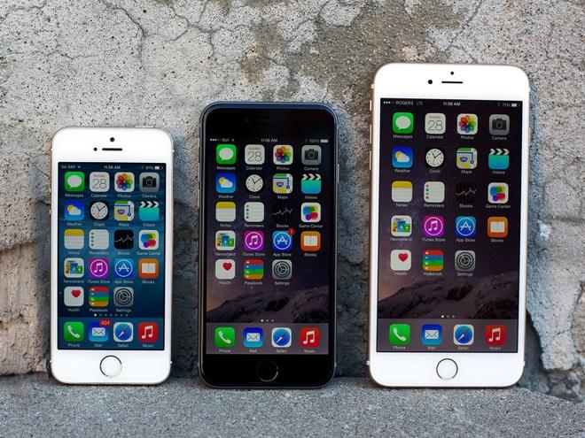 iPhone SE va 5 doi thu lon tai Viet Nam hinh anh