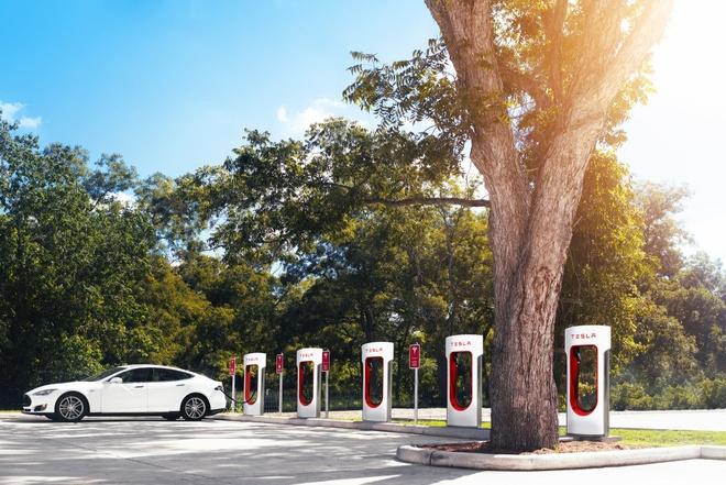 Xe dien Tesla Model 3 co thuc su bao ve moi truong? hinh anh 1