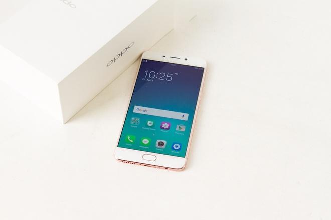 Loat smartphone moi ban tai Viet Nam trong thang 4 hinh anh 3