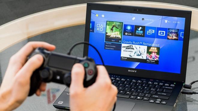 Da co the choi game PS4 tren Mac hoac PC hinh anh 1