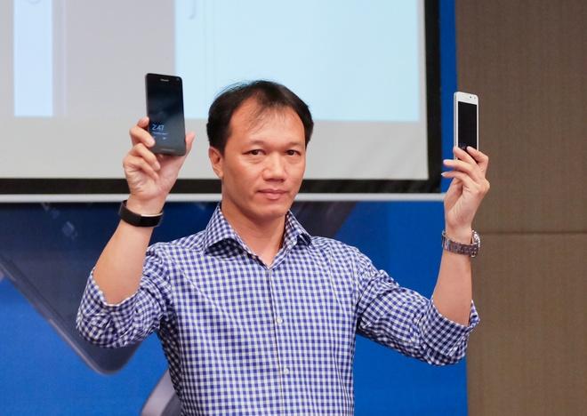 Lumia 650 vo kim loai, dang mong co gia 3,9 trieu dong hinh anh