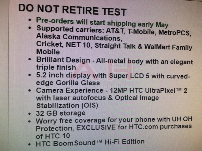 HTC 10 lo anh co loa Hi-Fi BoomSound hinh anh 6