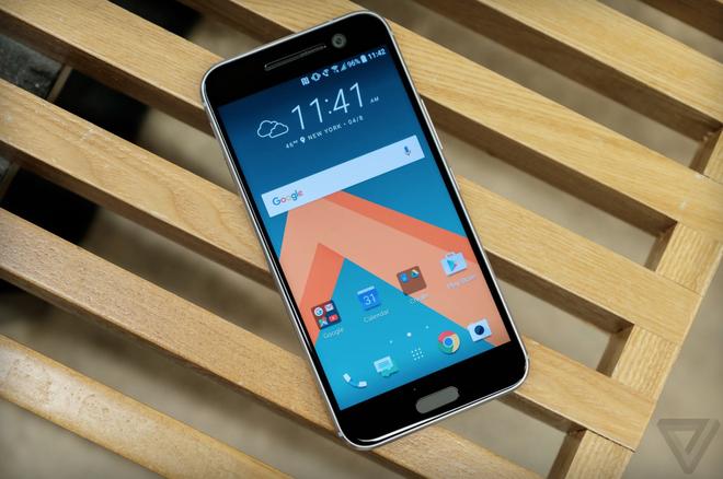 HTC 10 ra mat: Pin 2 ngay, camera 12 MP hinh anh 1