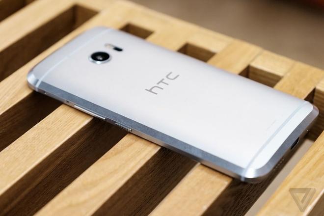 HTC 10 ra mat: Pin 2 ngay, camera 12 MP hinh anh 2