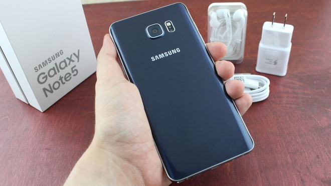 Galaxy Note 6 co the trang bi RAM 8 GB hinh anh 1