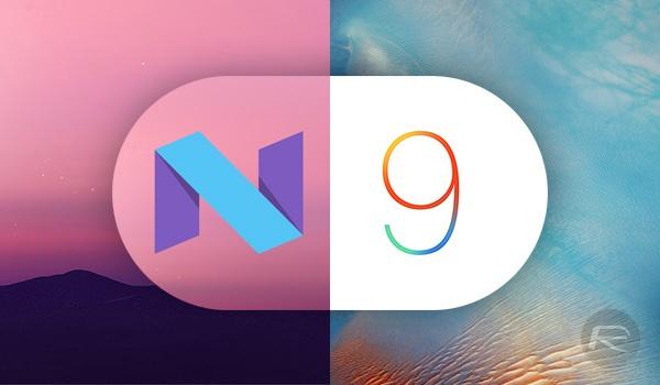Android N vay muon 5 tinh nang tu iOS hinh anh