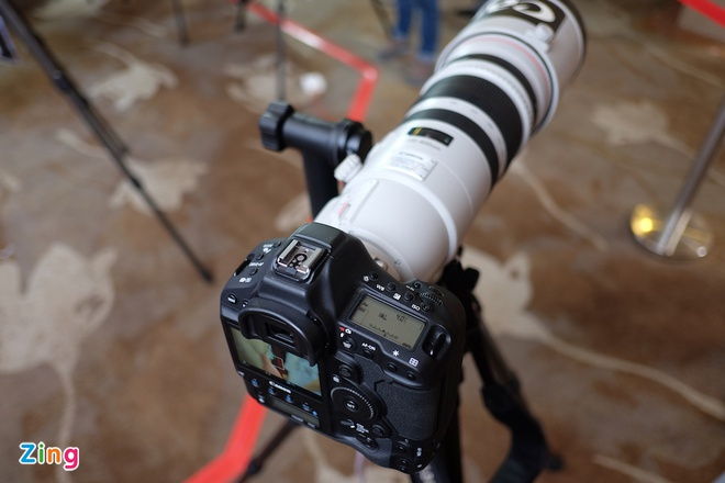 Canon EOS-1D X Mark II ra mat o Viet Nam hinh anh 7