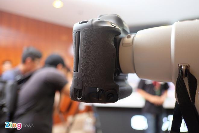 Canon EOS-1D X Mark II ra mat o Viet Nam hinh anh 4