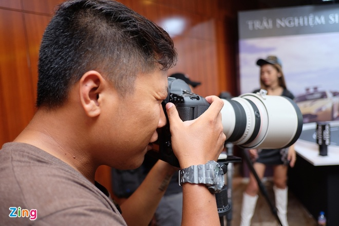 Canon EOS-1D X Mark II ra mat o Viet Nam hinh anh 8