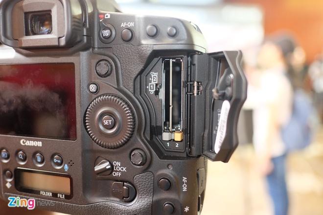 Canon EOS-1D X Mark II ra mat o Viet Nam hinh anh 6