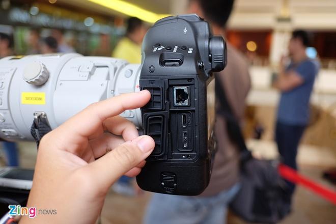 Canon EOS-1D X Mark II ra mat o Viet Nam hinh anh 5