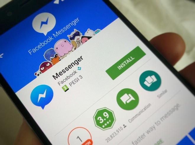 Microsoft bot da xuat hien tren Facebook Messenger hinh anh