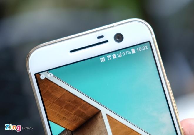HTC 10 xuat hien o Viet Nam, ra mat giua thang 5 hinh anh 9