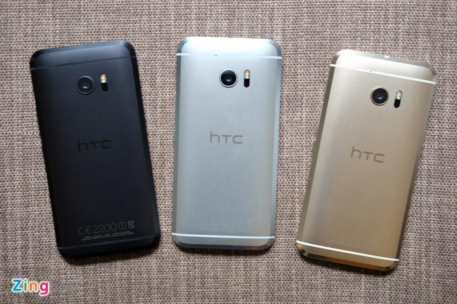 HTC 10 xuat hien o Viet Nam, ra mat giua thang 5 hinh anh 12