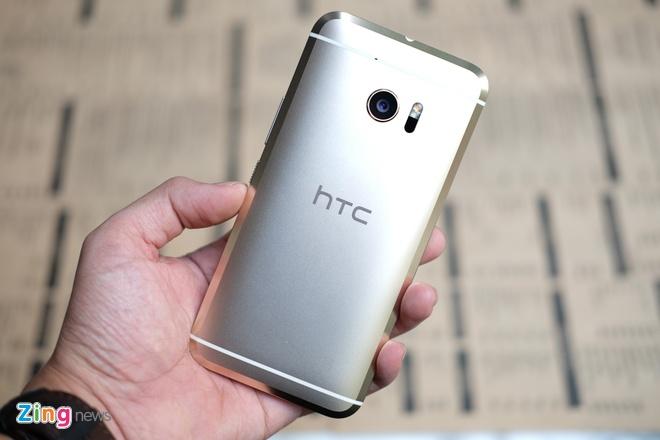 HTC 10 xuat hien o Viet Nam, ra mat giua thang 5 hinh anh 2