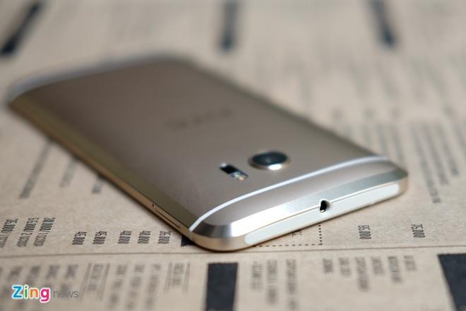 HTC 10 xuat hien o Viet Nam, ra mat giua thang 5 hinh anh 6