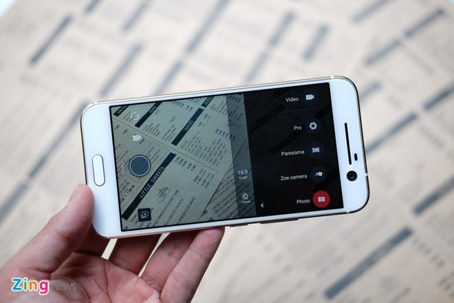 HTC 10 xuat hien o Viet Nam, ra mat giua thang 5 hinh anh 11