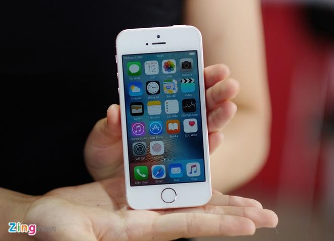 iPhone SE chinh hang e hang anh 1