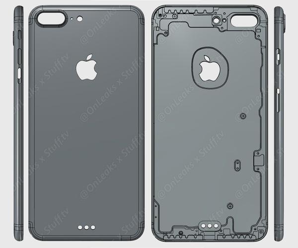 iPhone 7 Plus trong ra sao? hinh anh 1