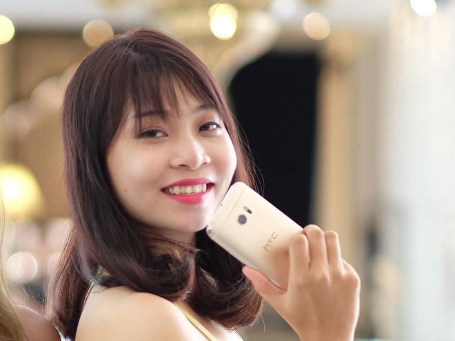 HTC 10 ra mat tai VN, gia tu 16,9 trieu dong hinh anh