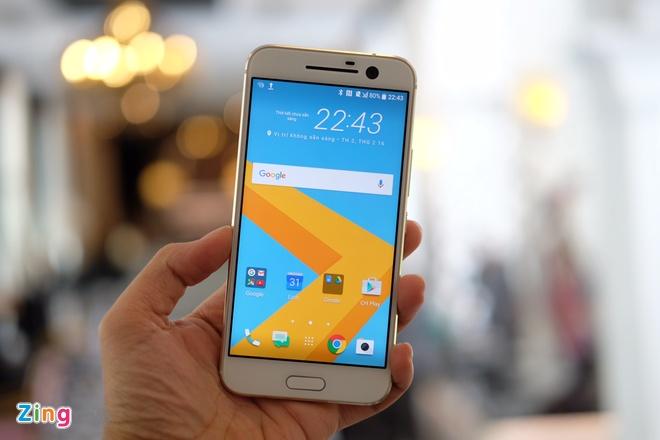 HTC 10 ra mat tai VN, gia tu 16,9 trieu dong hinh anh 2