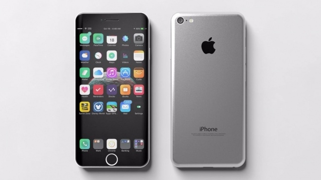 iPhone 7 Plus bo nho len den 256 GB, camera kep hinh anh