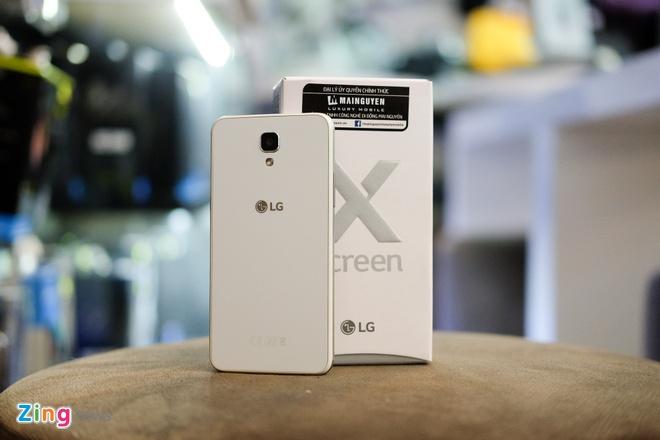 Mo hop LG X Screen hai man hinh gia 4,9 trieu o VN hinh anh 9