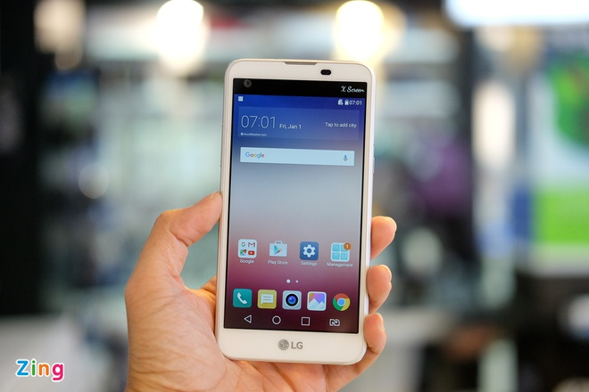 Mo hop LG X Screen hai man hinh gia 4,9 trieu o VN hinh anh 2