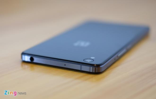 Mo hop OnePlus X RAM 3 GB, hai mat kinh, gia 4,9 trieu o VN hinh anh 9