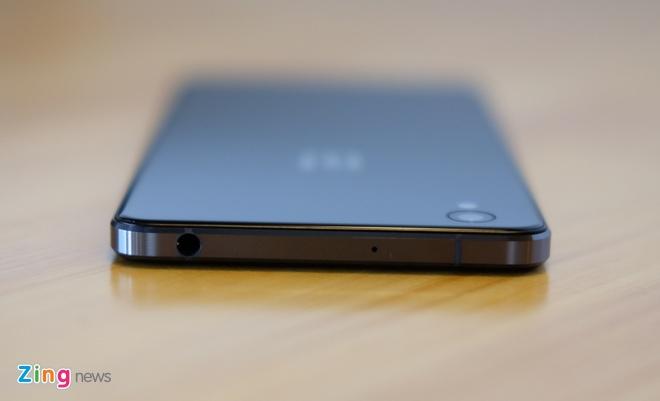 Mo hop OnePlus X RAM 3 GB, hai mat kinh, gia 4,9 trieu o VN hinh anh 8